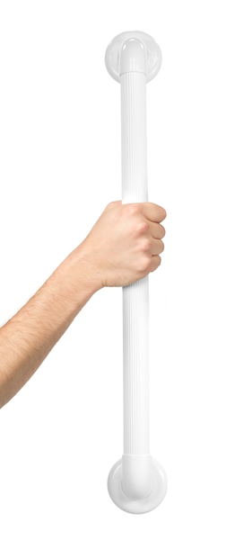 Barre d'appui ergonomique, 60 cm | VITILITY