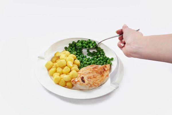 Rebord d'assiette i
