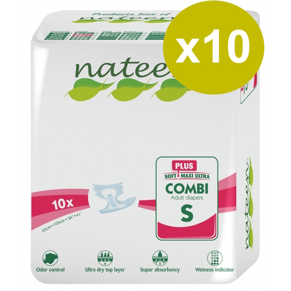 Changes complets - Combi Plus | NATEEN