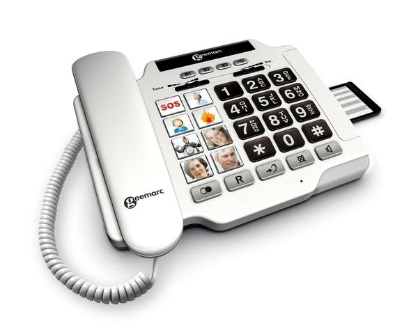 telephone senior- telephone malvoyant-telephone handicape