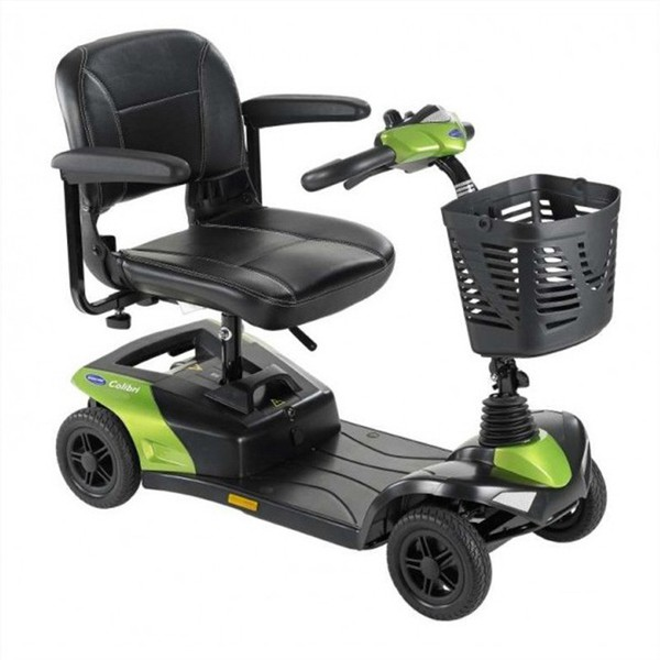 Scooter électrique handicapé