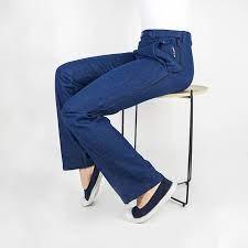 pantalon clem bleu jean
